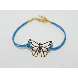 bracelet filigrane papillon