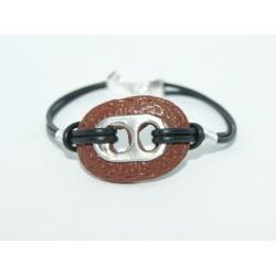 bracelet capsule de canette mixte