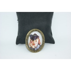 broche rétro/vintage /pin up