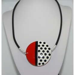"collier""  petits pois"""