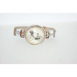 """bracelet réglable """" à bicyclette """""""
