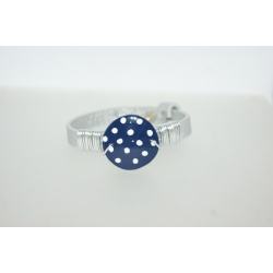 bracelet petits pois