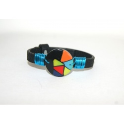 "bracelet "" collection vitraux """