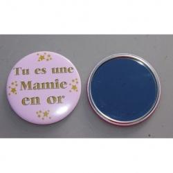"""miroir de sac """" mamie"""""""