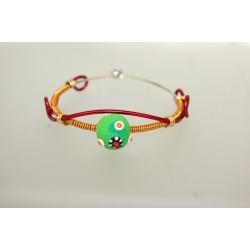 bracelet jonc psychédélique