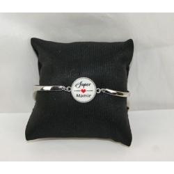 bracelet  cabochon  super mamie